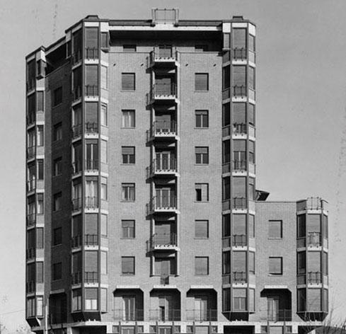 Edificio residenziale in corso unione sovietica a torino for Corso arredatore d interni torino