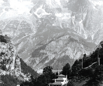 Casa Treves in Courmayeur
