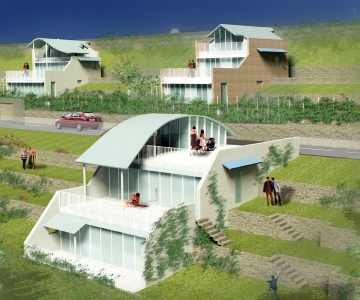 Piano Esecutivo Convenzionato per la realizzazione di 6 unità residenziali unifamiliari