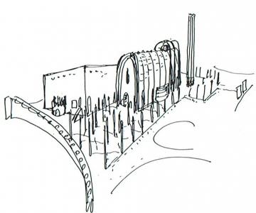 Concorso per una chiesa al Gallaratese, Milano