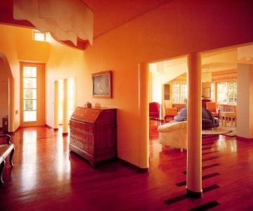 Casa Namari, villa sulla collina di Moncalieri