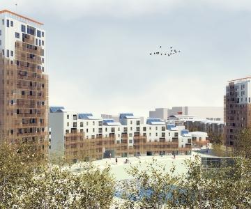 Milano/2: nuovi spazi urbani per gli insediamenti di edilizia sociale