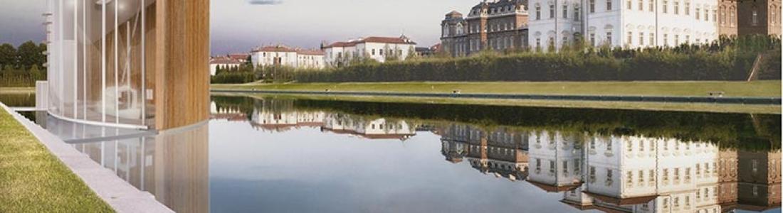 """Nuovo padiglione espositivo per la """"Peota"""", nel complesso monumentale della Venaria Reale"""