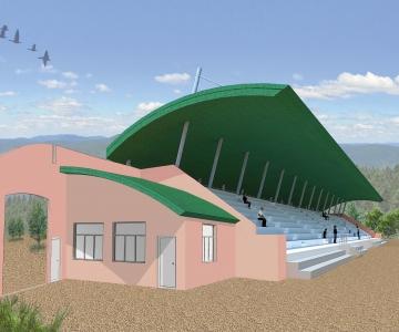 Un nuovo campo da calcio ed una tribuna per 1000 spettatori a Stresa