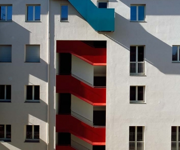 Eco-sustainable social housing building, Vercelli – Bertagnetta