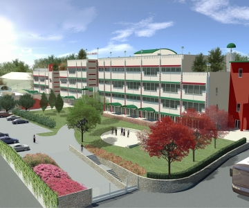 New hotel school in Stresa