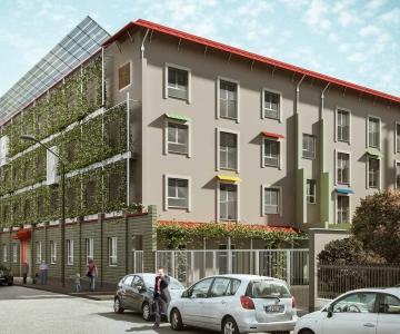 Nuova residenza per anziani a Torino