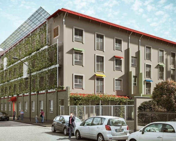 NEW NURSING HOME CARE IN TURIN