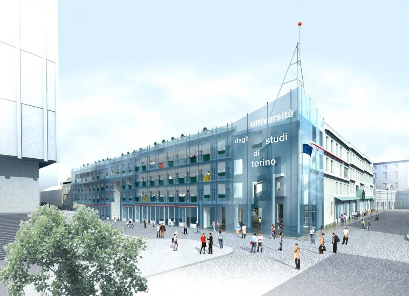 Benvenuto a Derossi Associati – studio di architettura