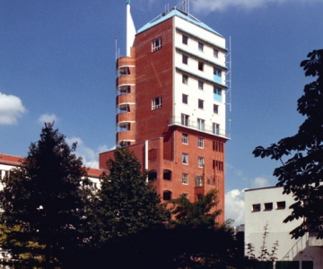 Apartment tower in Wilhemstrasse
