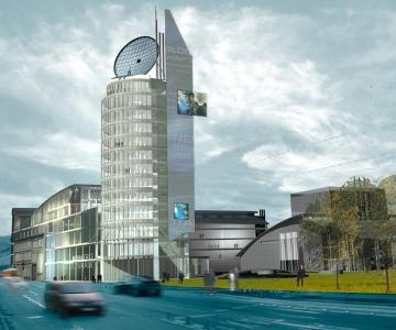 Concorso Internazionale per un Centro culturale comprendente la nuova Biblioteca civica