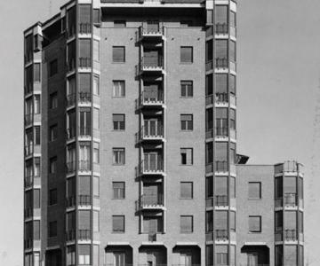 Residential building in Corso Unione Sovietica, Turin