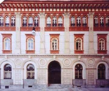 "Renovation of ""Palazzo Campana"" in Turin"