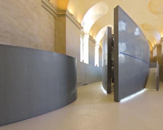 Centre for conservation and restoration Reggia di Venaria Reale