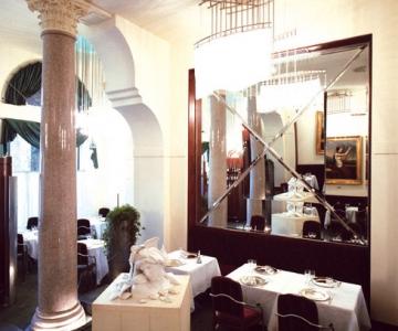 Re-establishment of the restaurant Biffi Scala in Milano