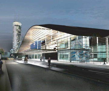 International design competition for passengers' building and tower, new Porta Susa railway station